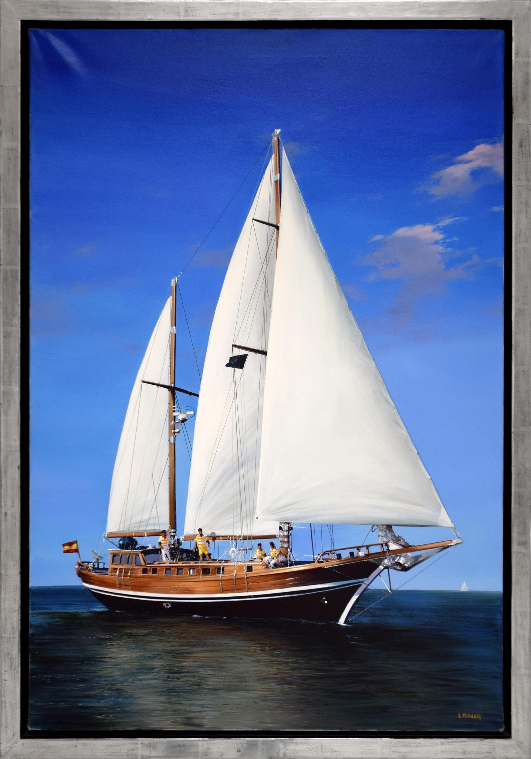 Luigi Rocca - Sailingboat , 6855-006-224