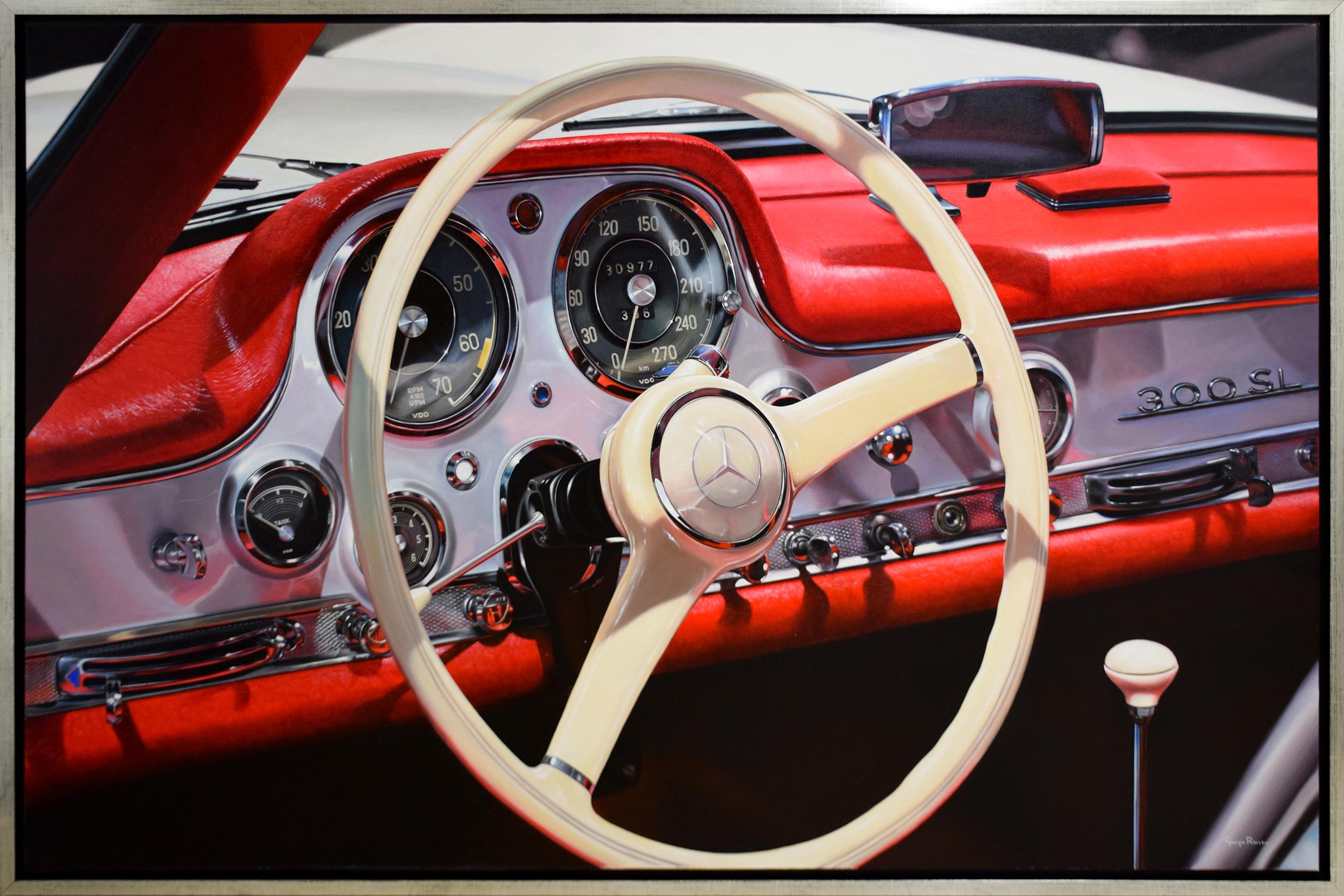 Giorgio Rocca - Mercedes Steering Wheel , 7092-006-068