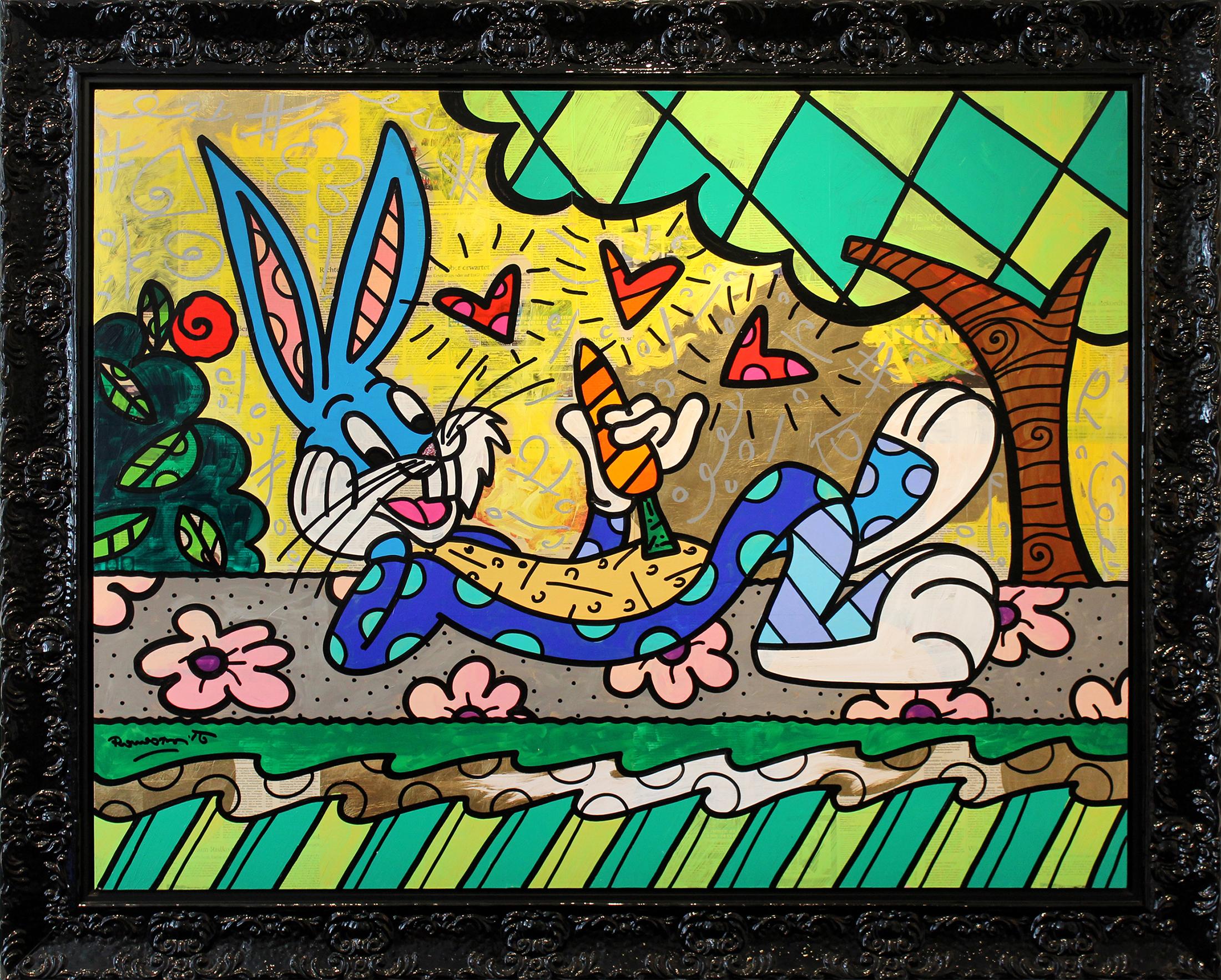 Romero Britto - In the park , 5603-012-420