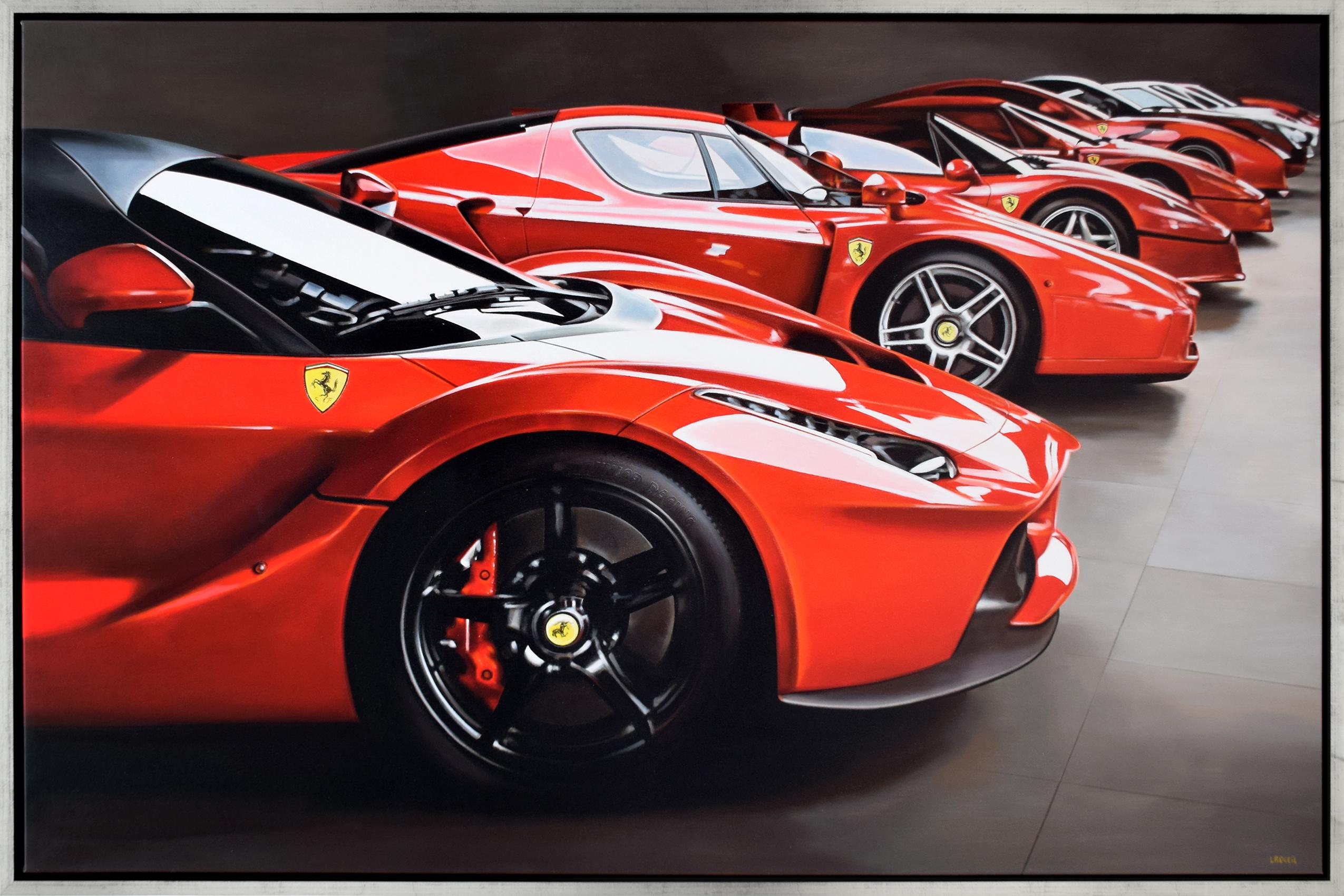 Luigi Rocca - Testarossa Premium Quality , 6855-006-357