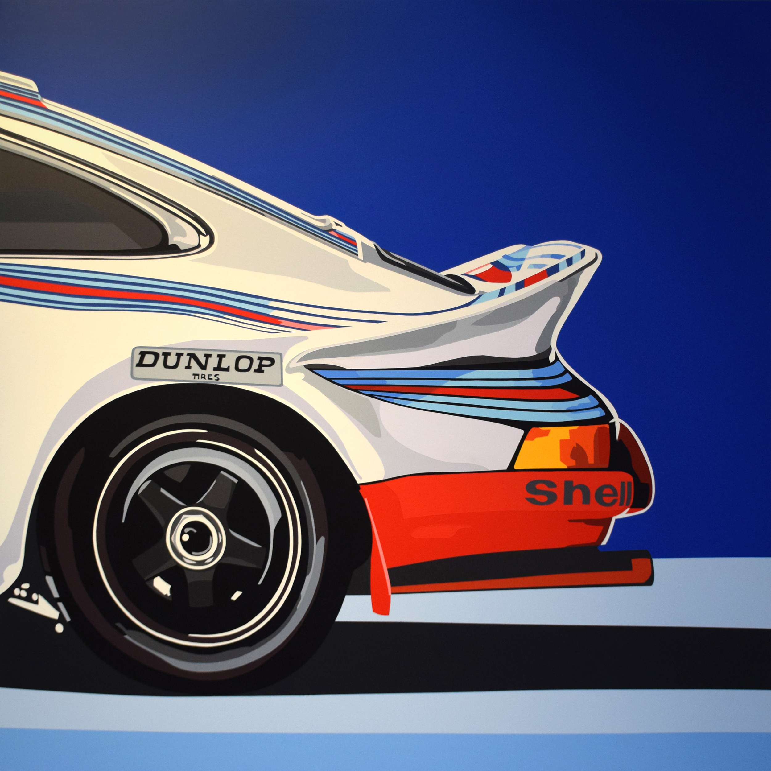 Verron - Porsche , 8051-012-003