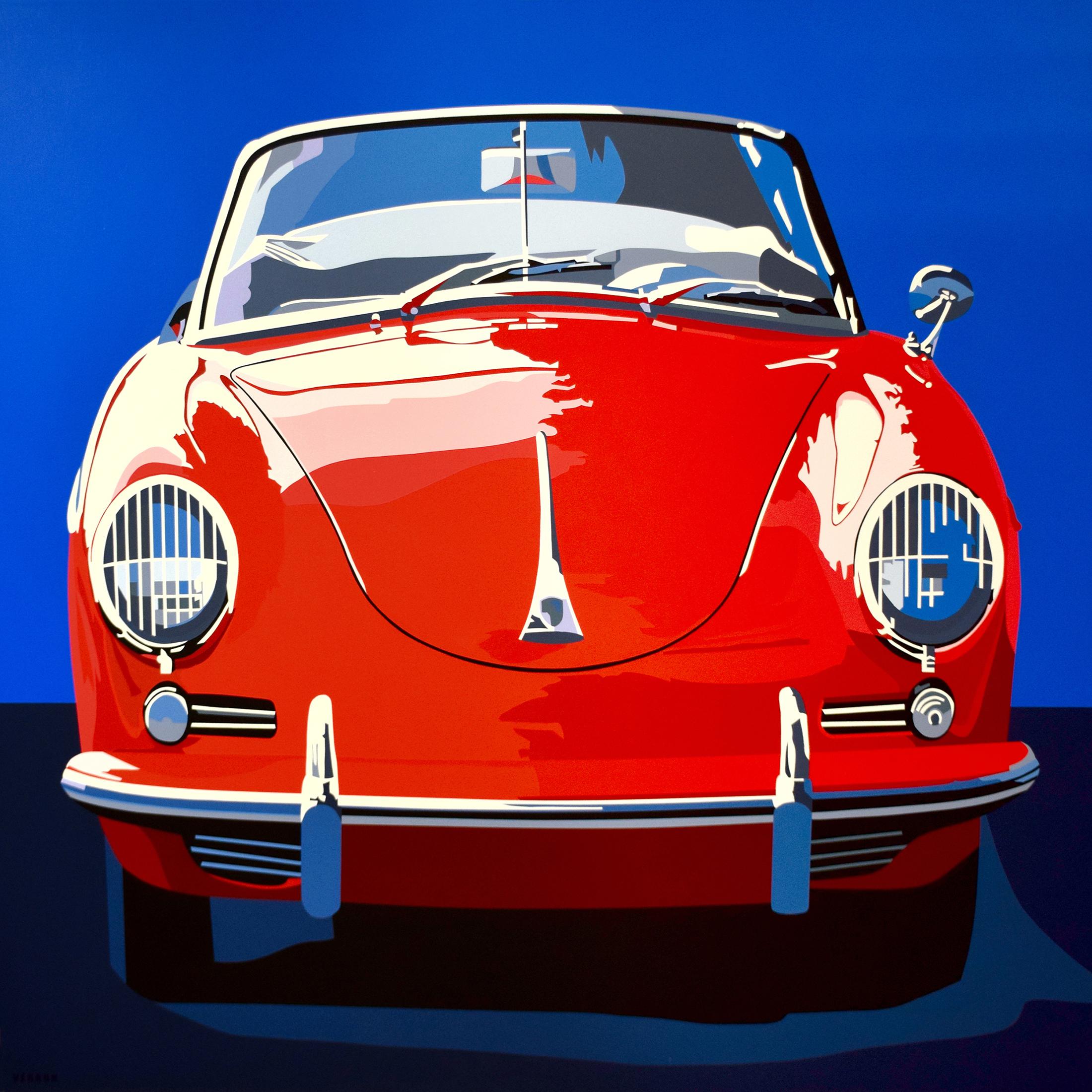 Verron - Porsche 356 , 8051-012-009
