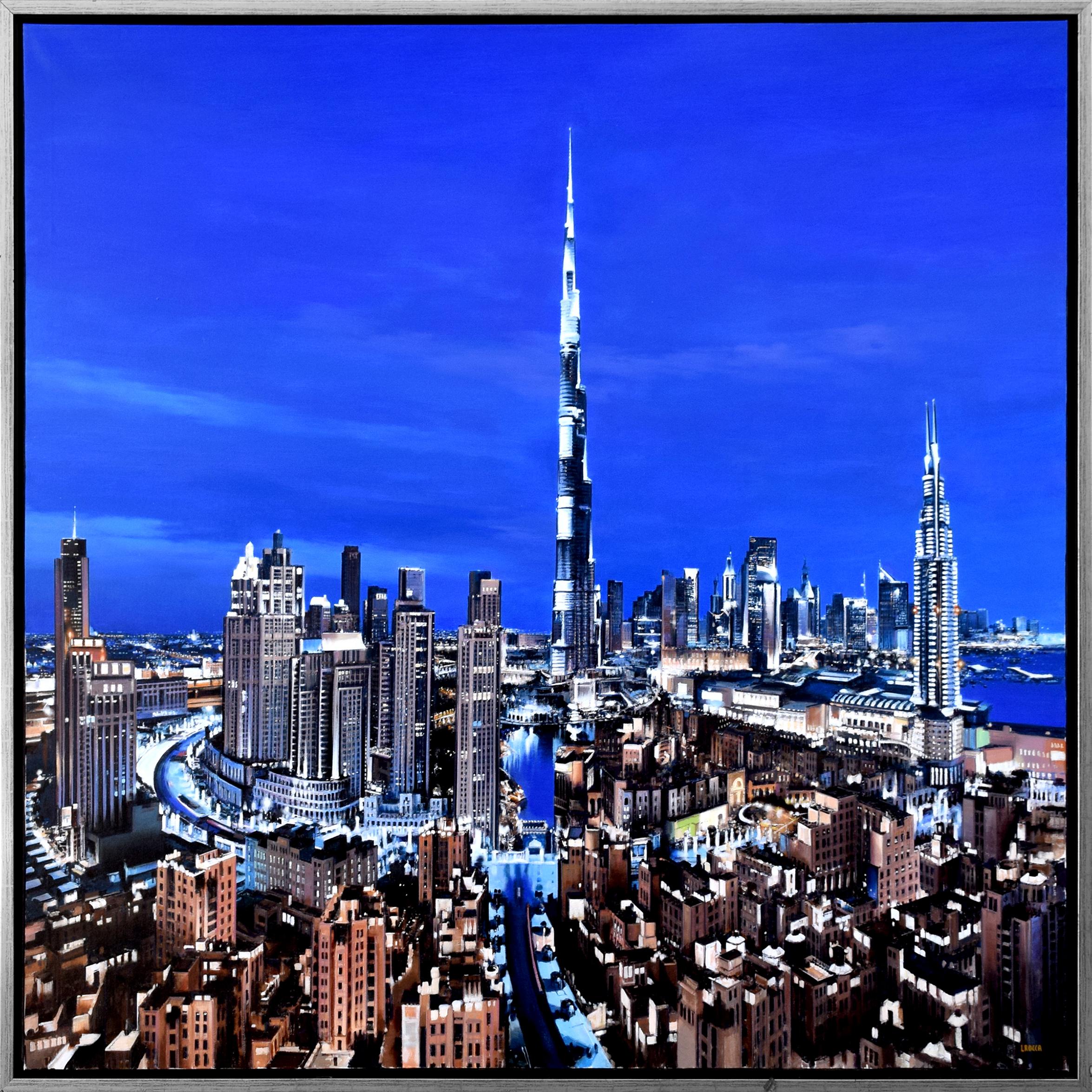 Luigi Rocca - Dubai, aerial view , 6855-006-091