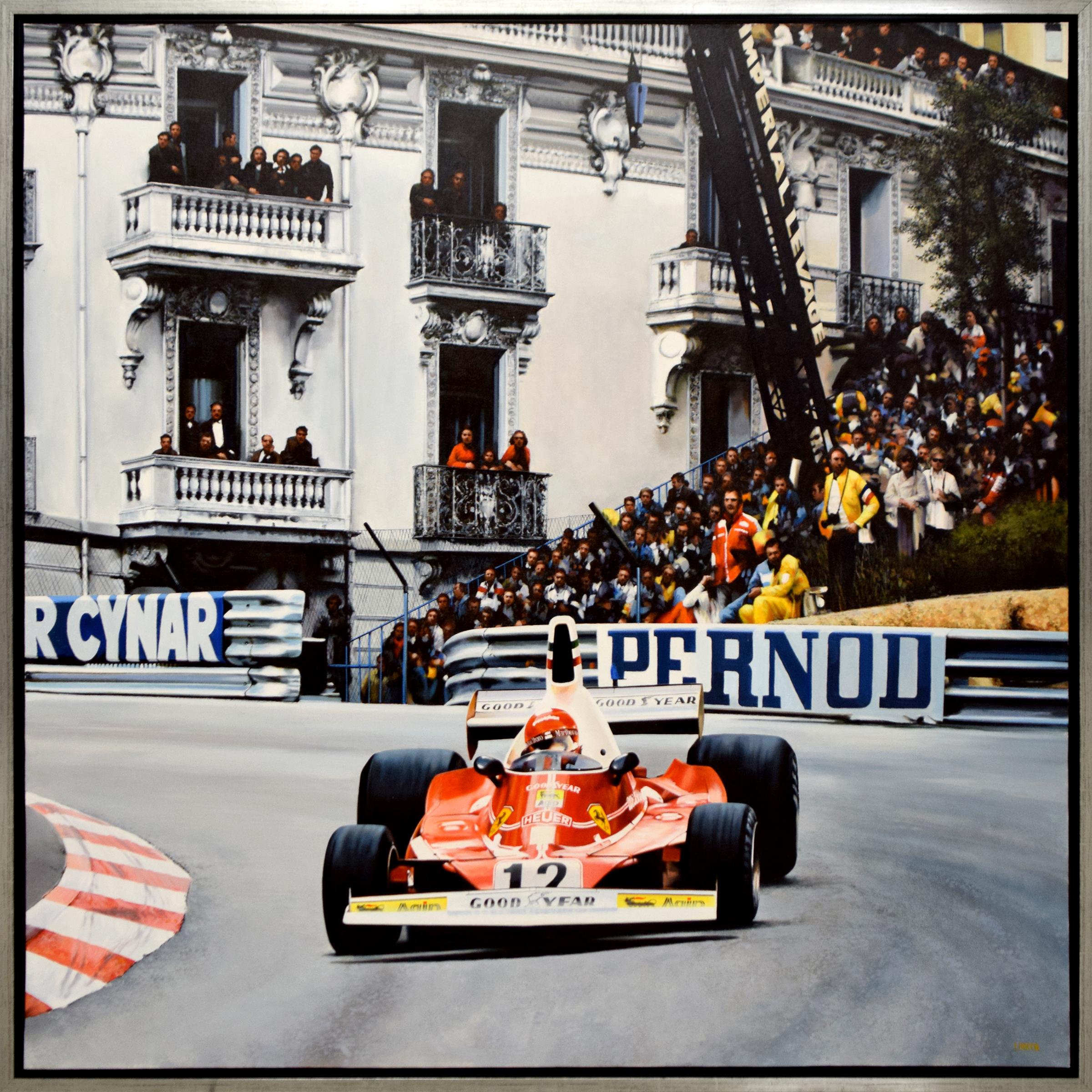 Luigi Rocca - Red 12 Racing , 6855-006-364