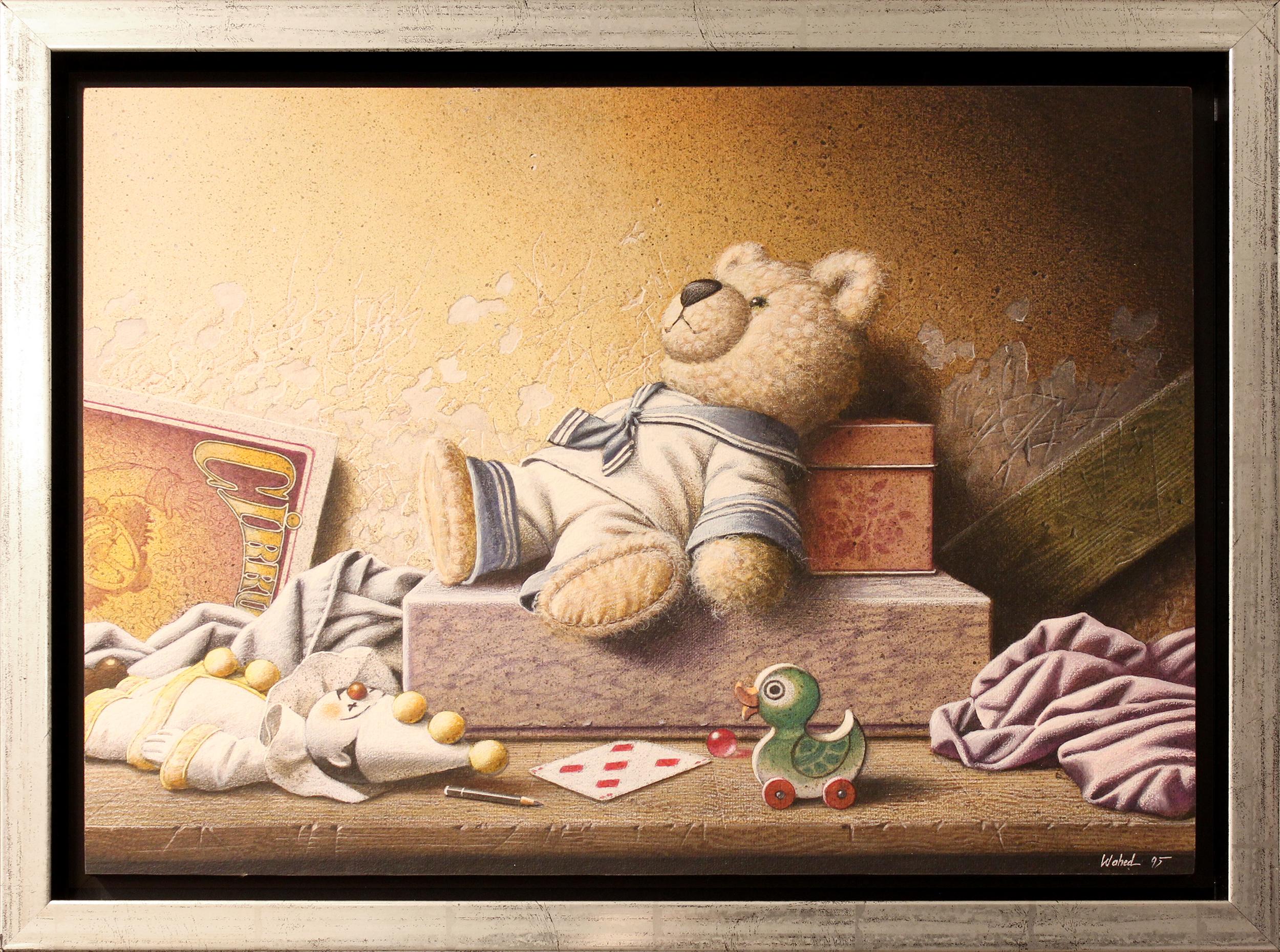 Khakdan Wahed - Teddybär , 0990-012-045