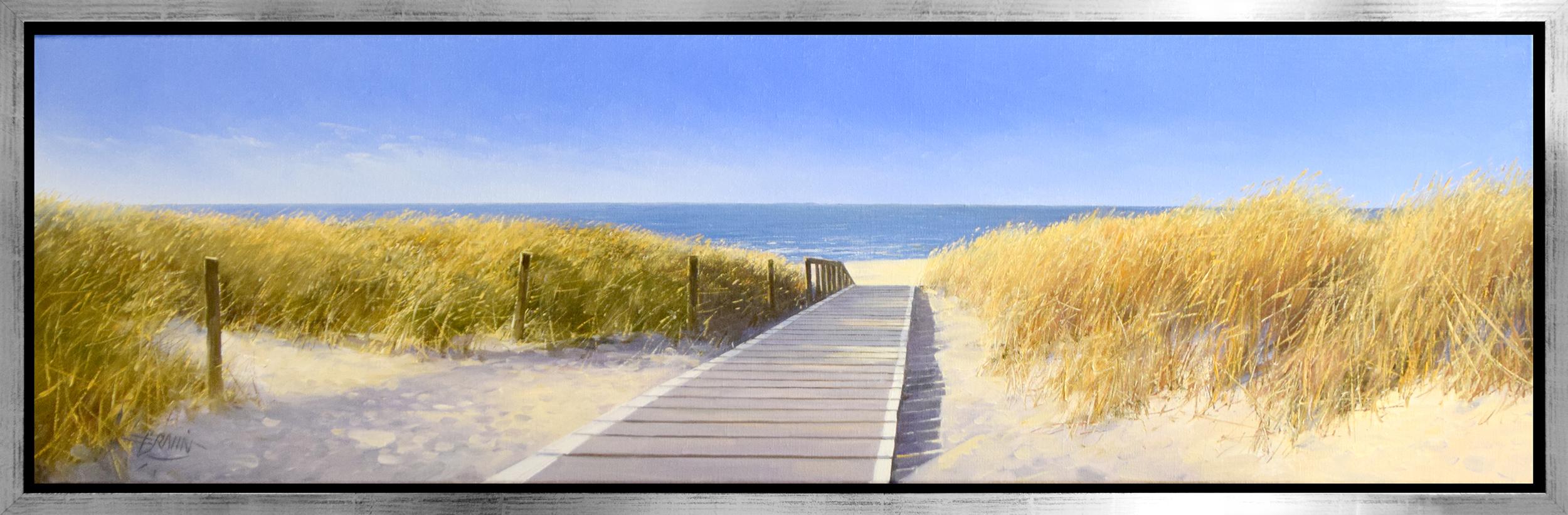 Detlef Rahn - Steg zum Meer, Sylt , 7838-006-067
