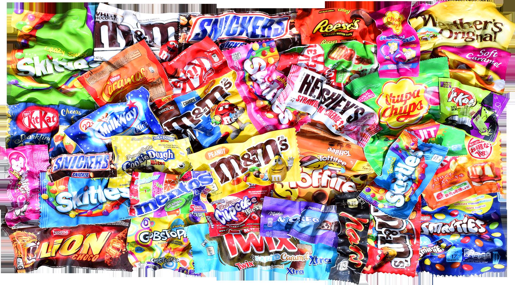 Floyd Douglas - Art Candy XL III (Toffifee-M&M's) , 0656-012-104