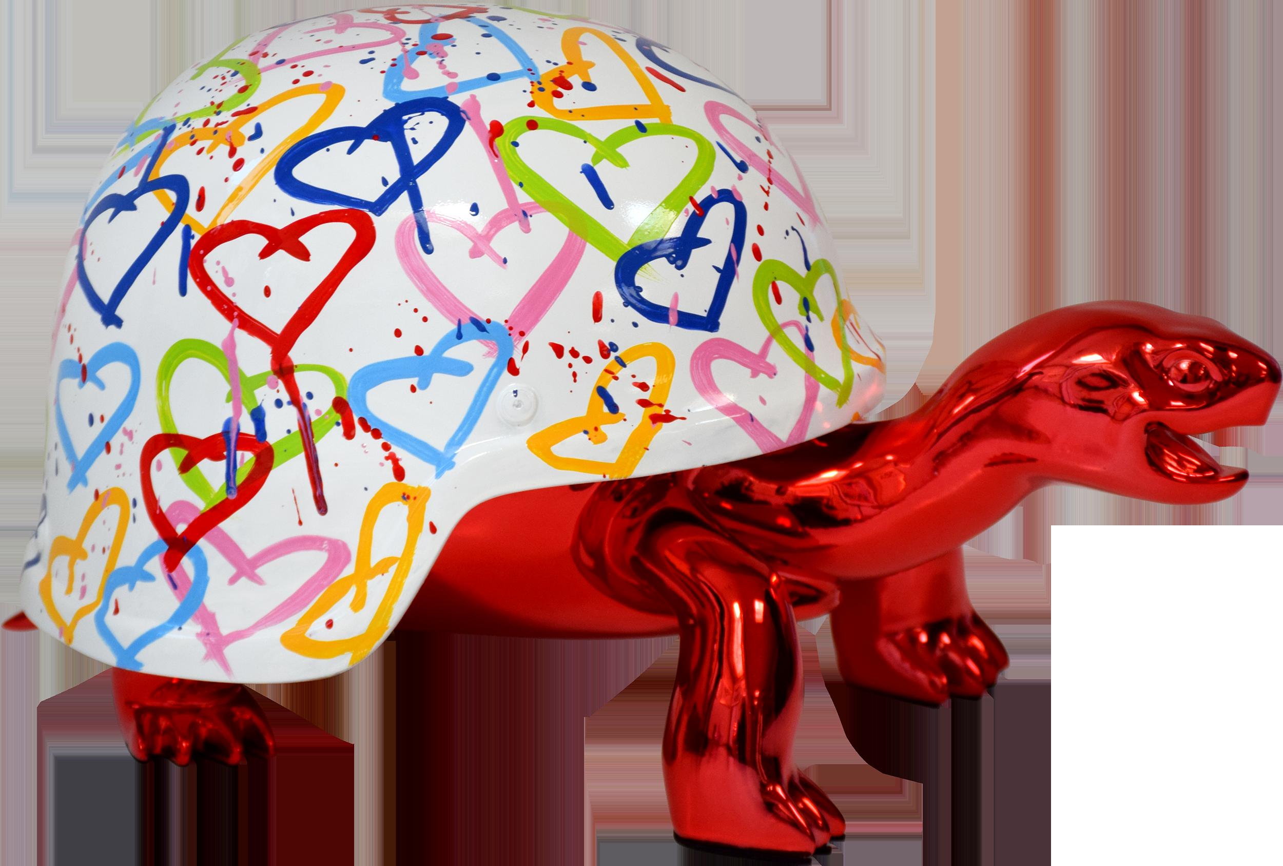 Diederik - Turtle (Red Peace World Love) , 4504-011-041