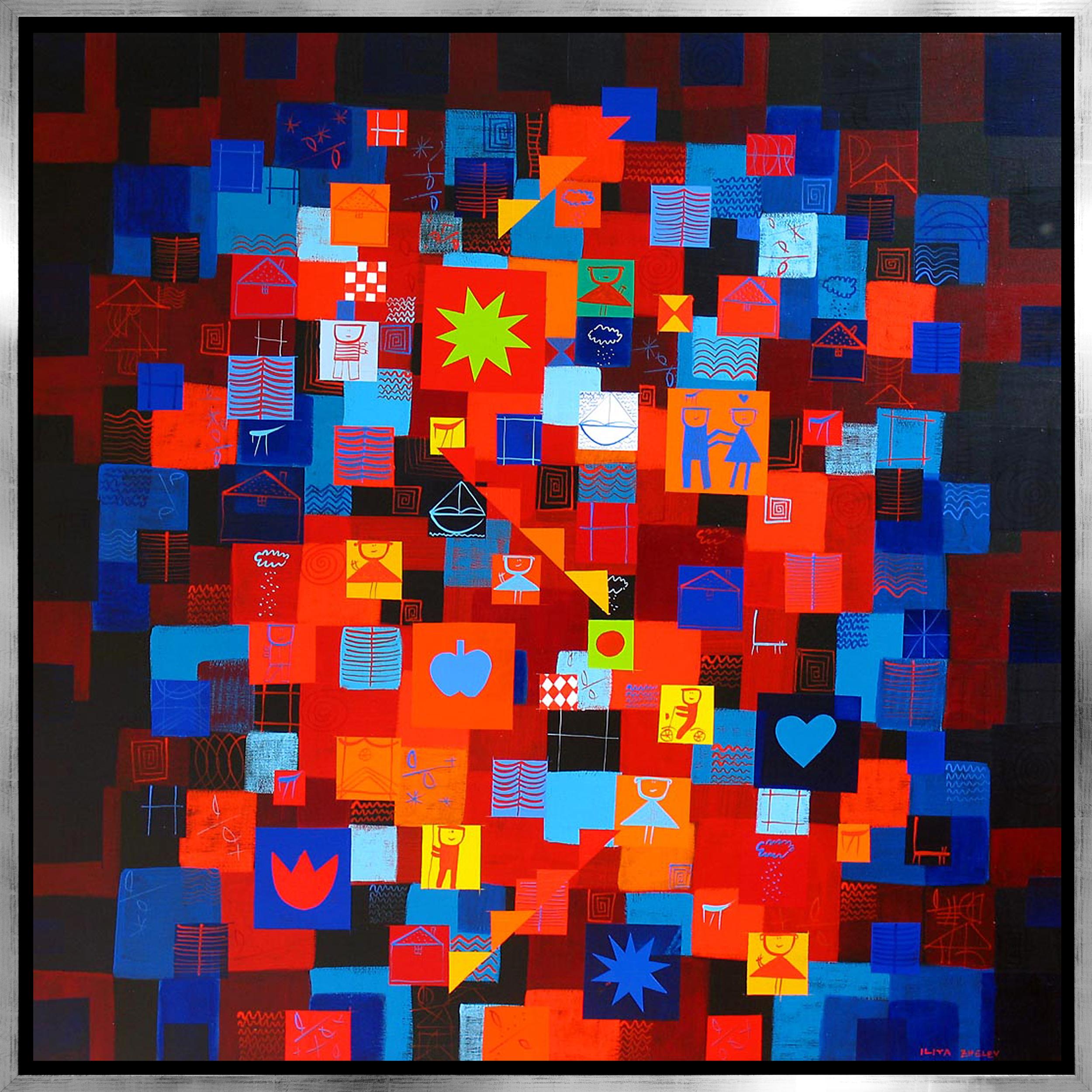 Iliya Zhelev - Strange Fruit , 0509-012-731