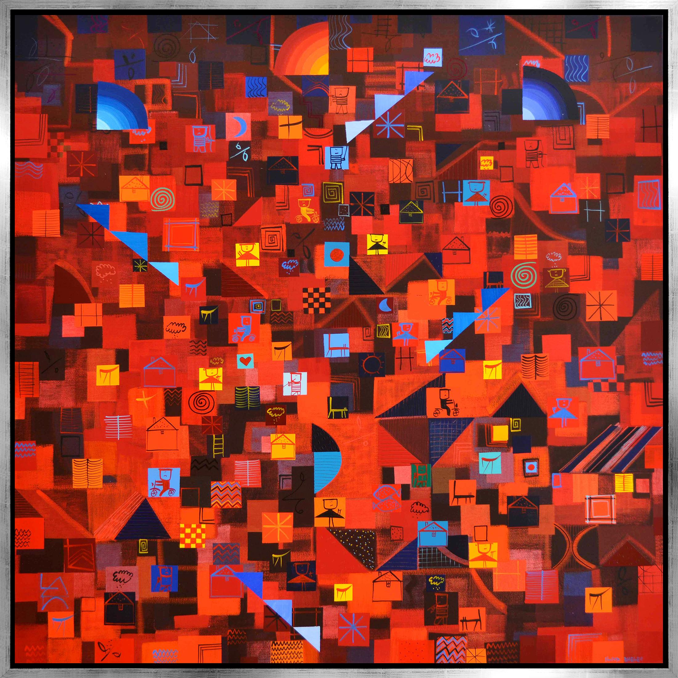 Iliya Zhelev - Deep Red Evening , 0509-012-840