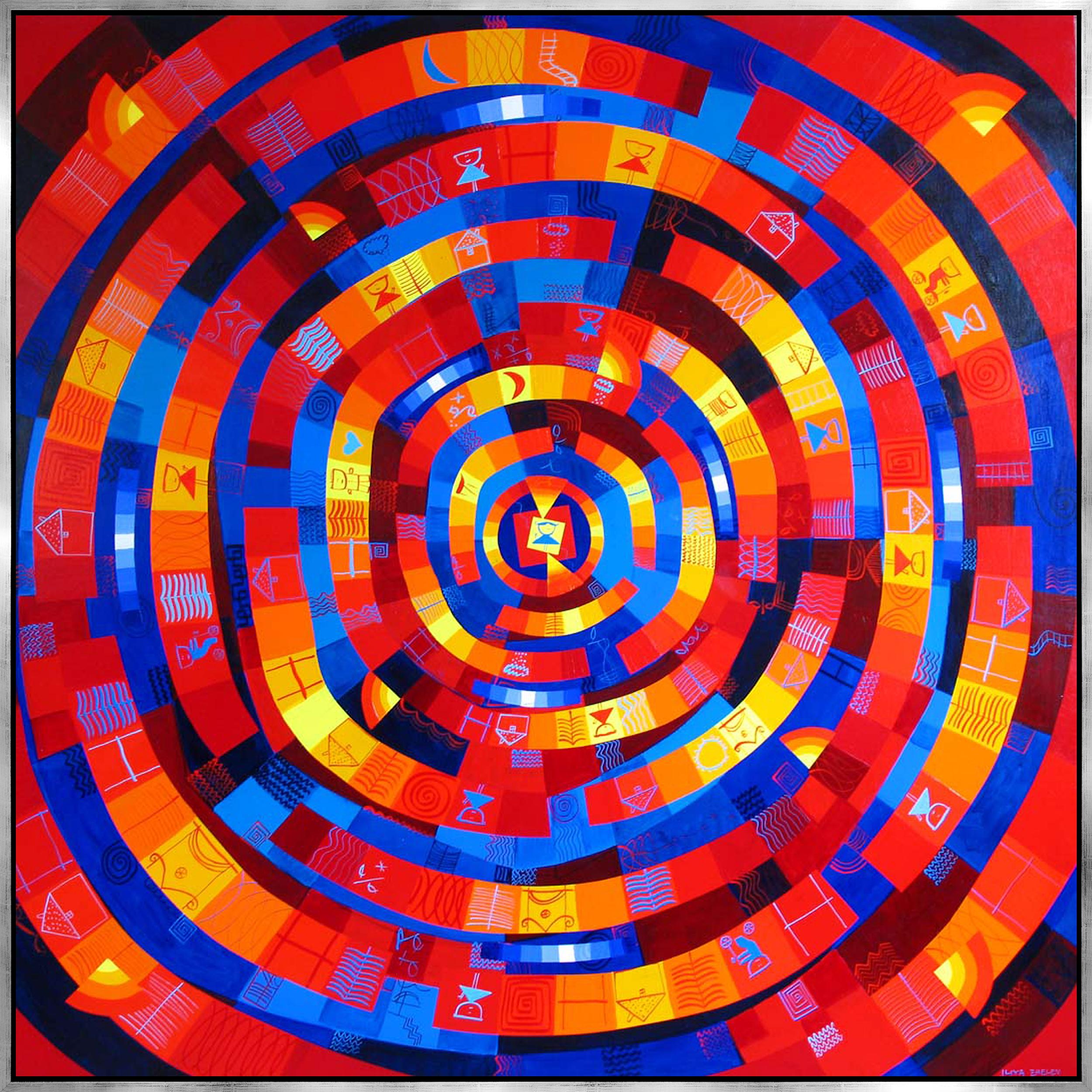 Iliya Zhelev - Story in a circle , 0509-012-709