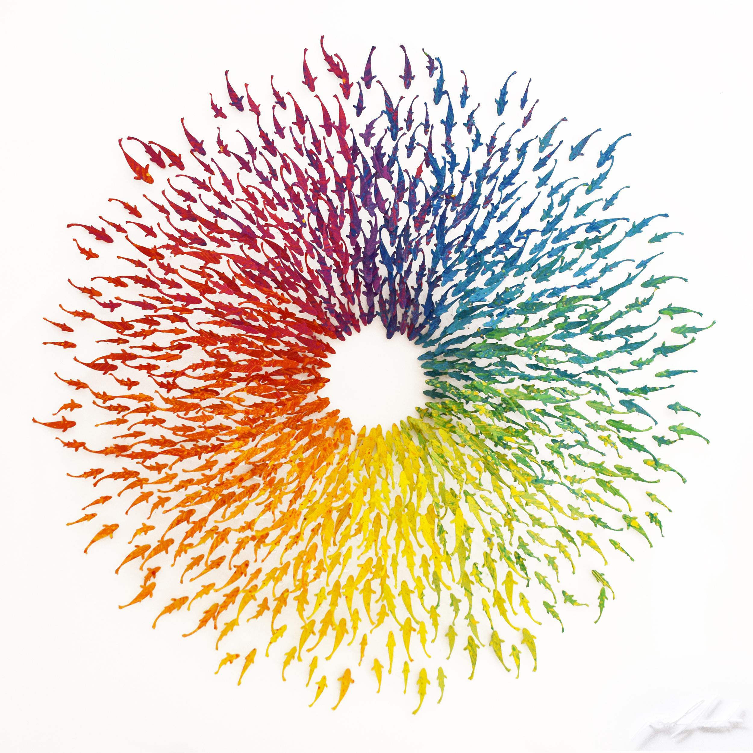 Joel Amit - Here comes the Sun (Rainbow Fish) , 6665-012-118