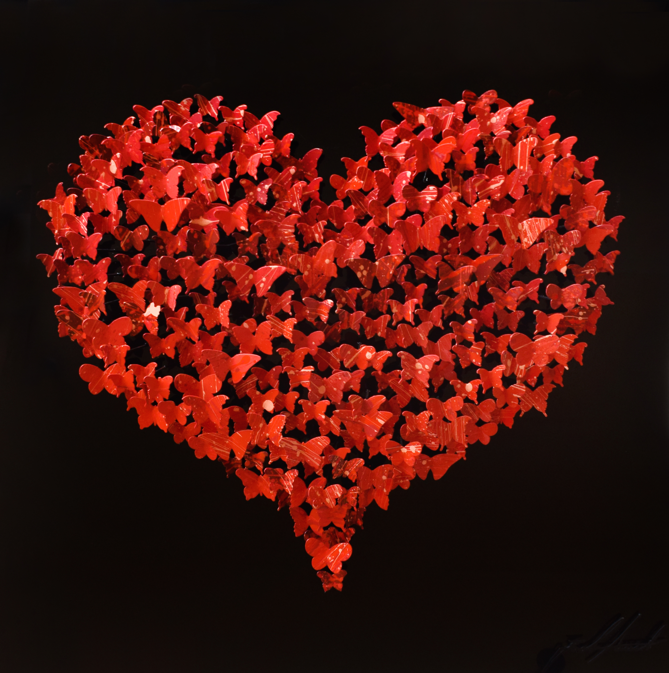 Joel Amit - Flying Love (The Red Heart) , 6665-012-125