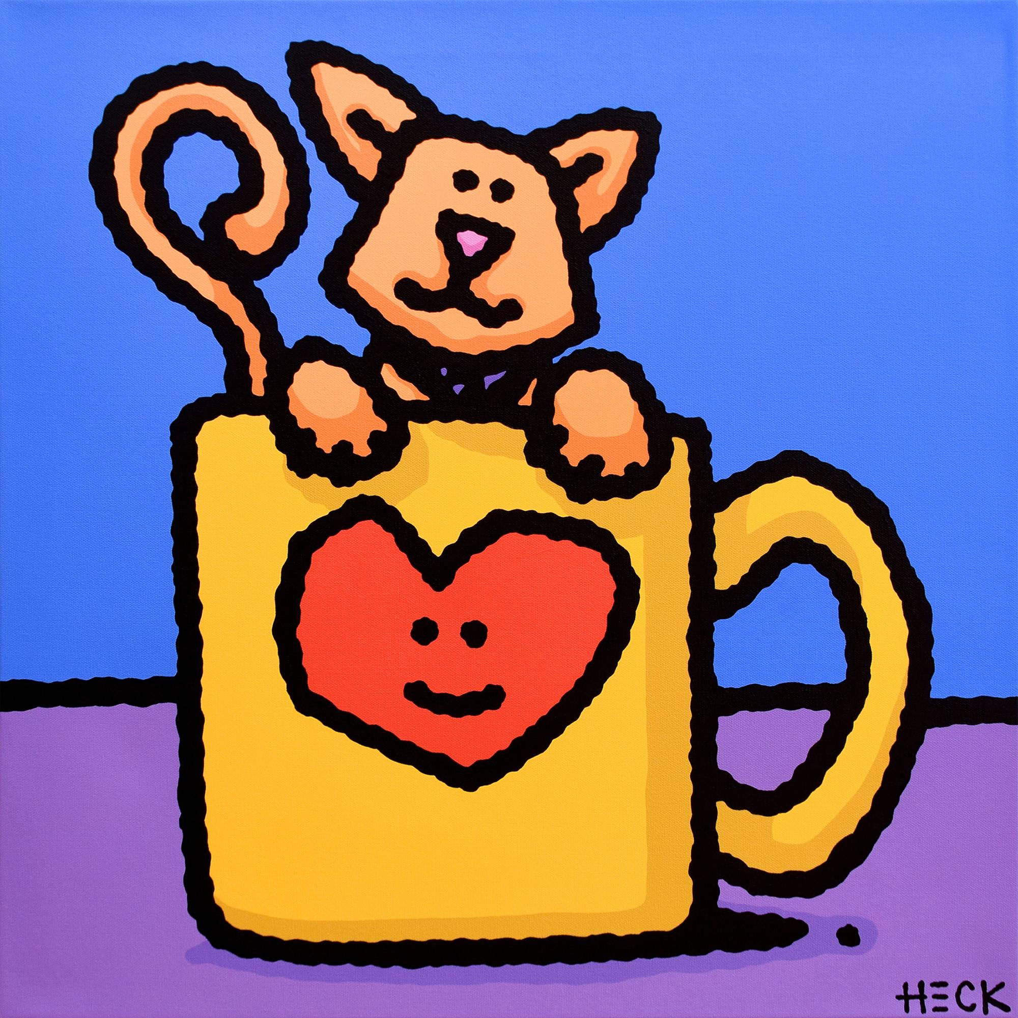 Ed Heck - Morning Catfee , 6575-012-117