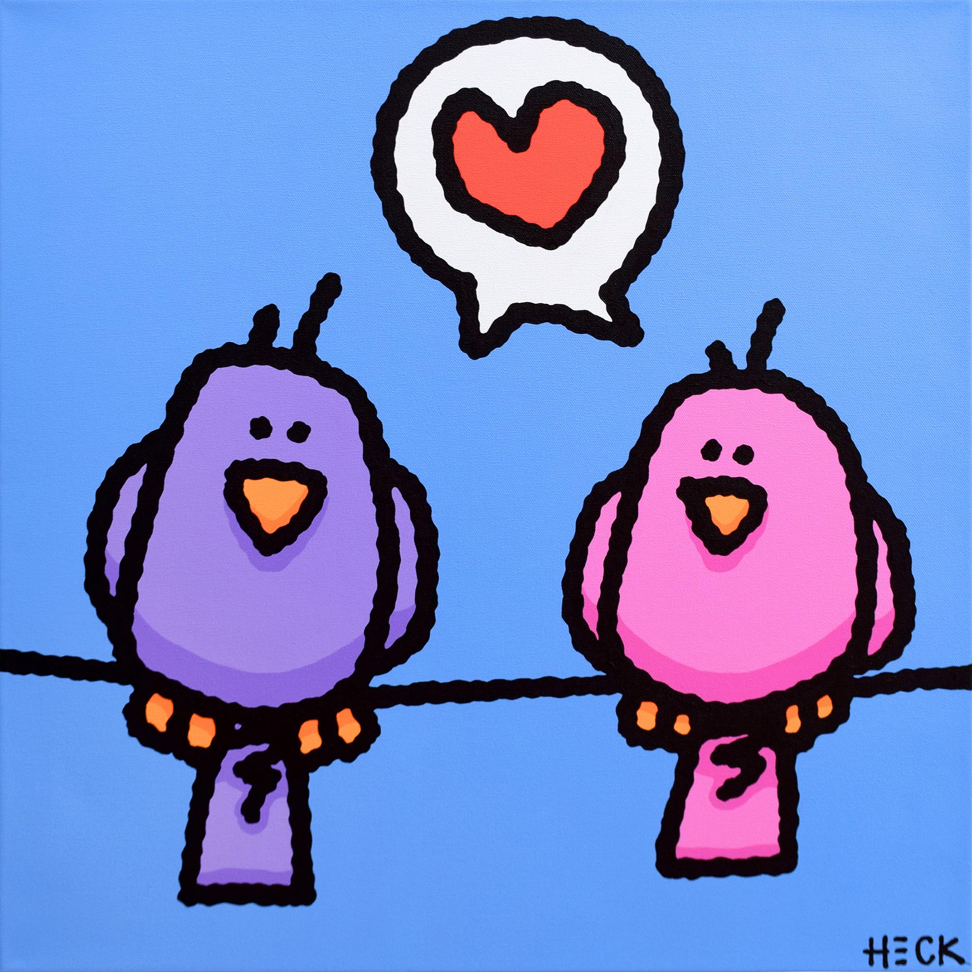 Ed Heck - Love Talk , 6575-012-119