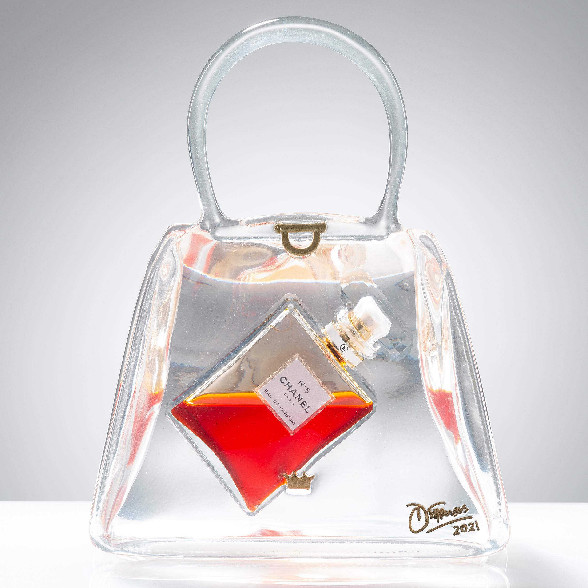 Debra Franses - Chanel Perfume (Orange) , 4509-011-010