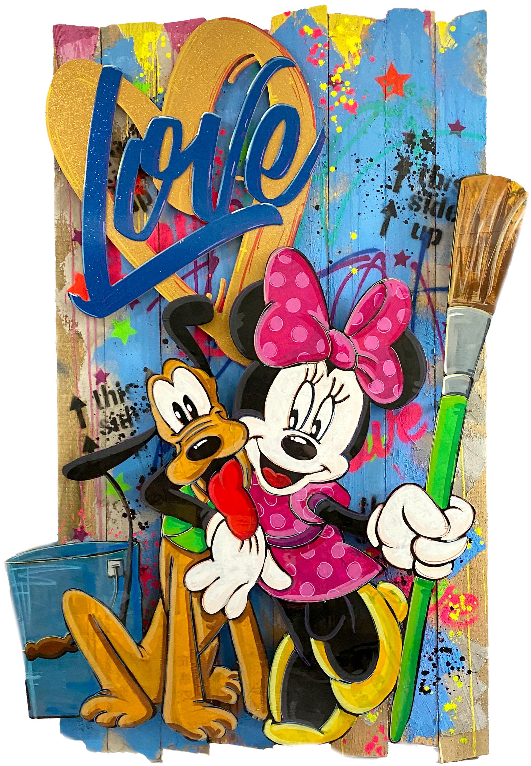 Tom Boston - Love (Minnie & Pluto) , 8022-006-417
