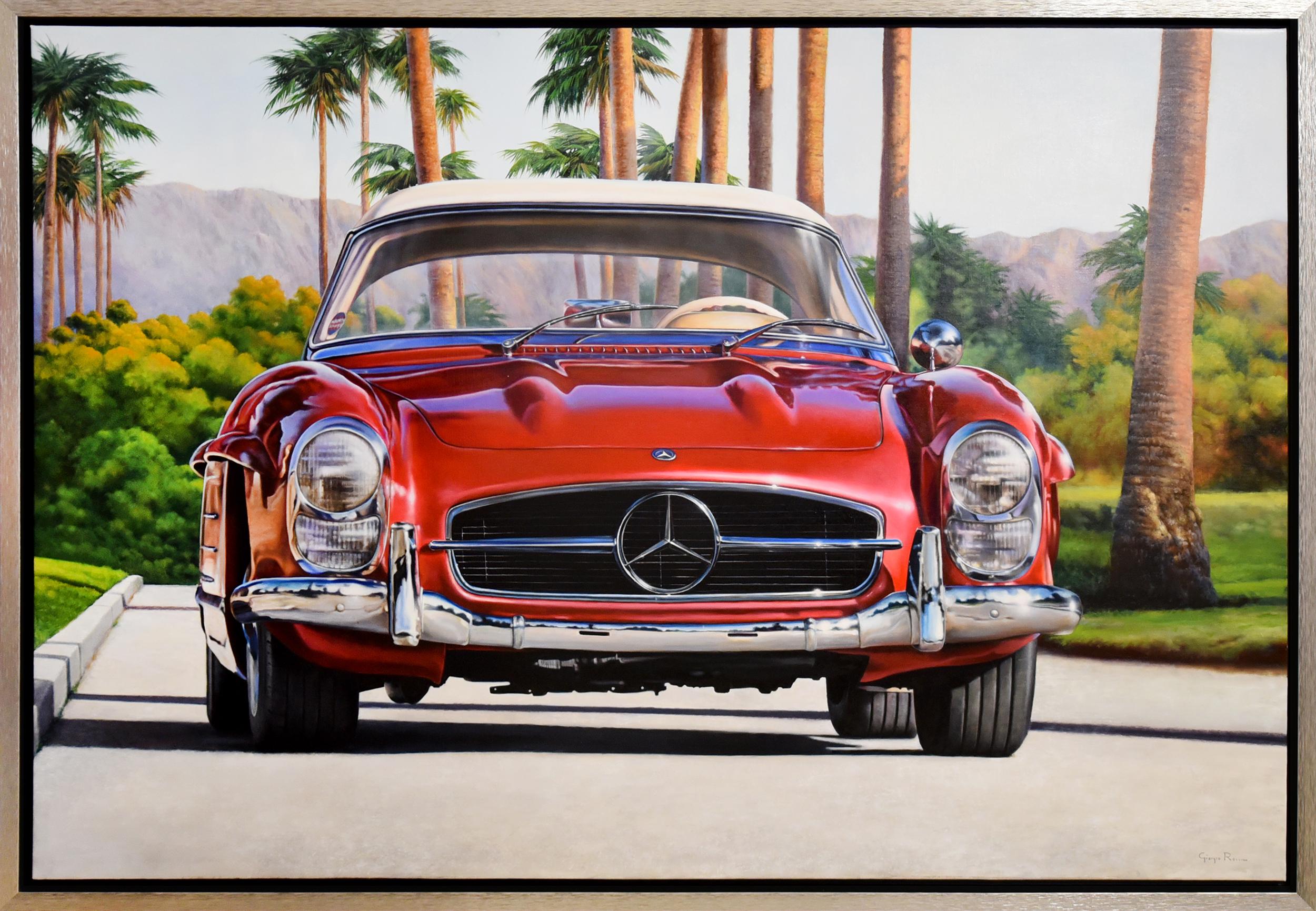 Giorgio Rocca - Mercedes in L.A. , 7092-006-070