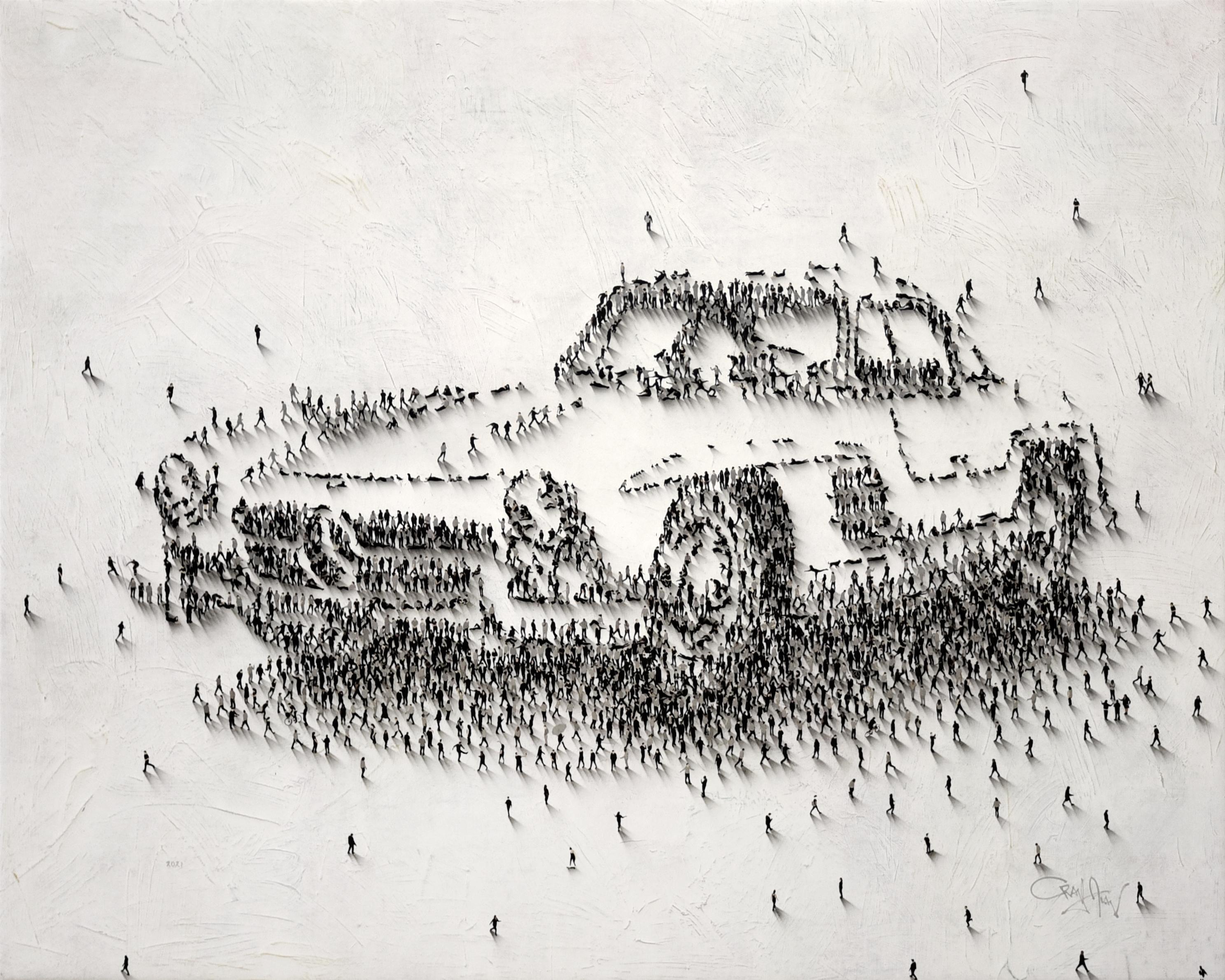 Craig Alan - Gullwing