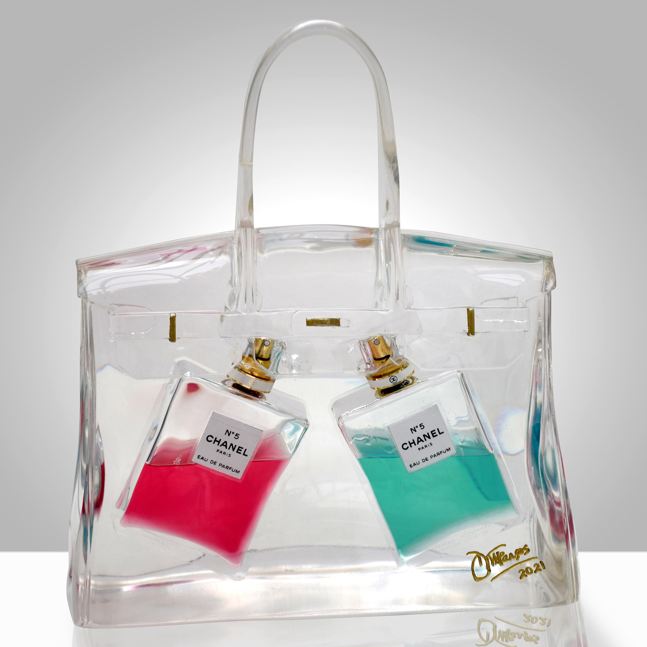 Debra Franses - Chanel Perfumes in HERMÈS Bag , 4509-011-013