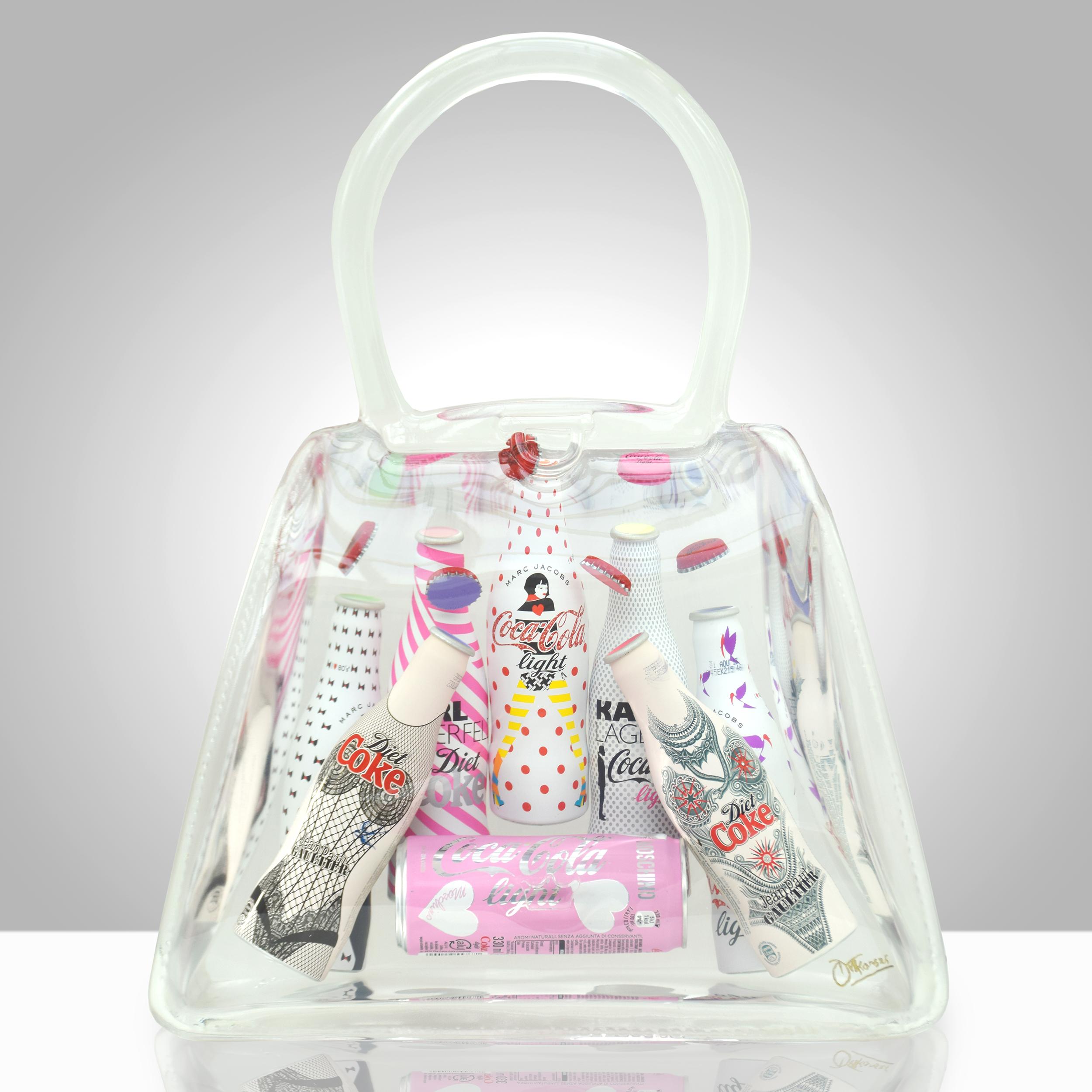 Debra Franses - Karl's Coke Bag , 4509-011-007