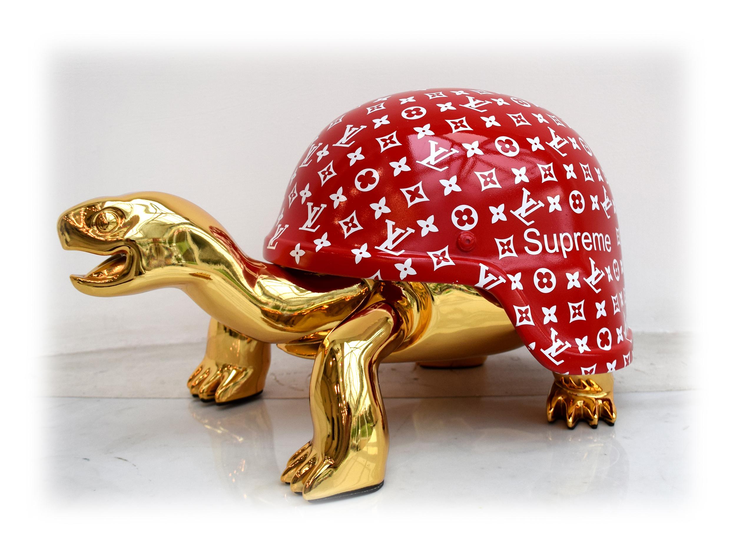 Diederik - Turtle (LV Red) , 4504-011-010