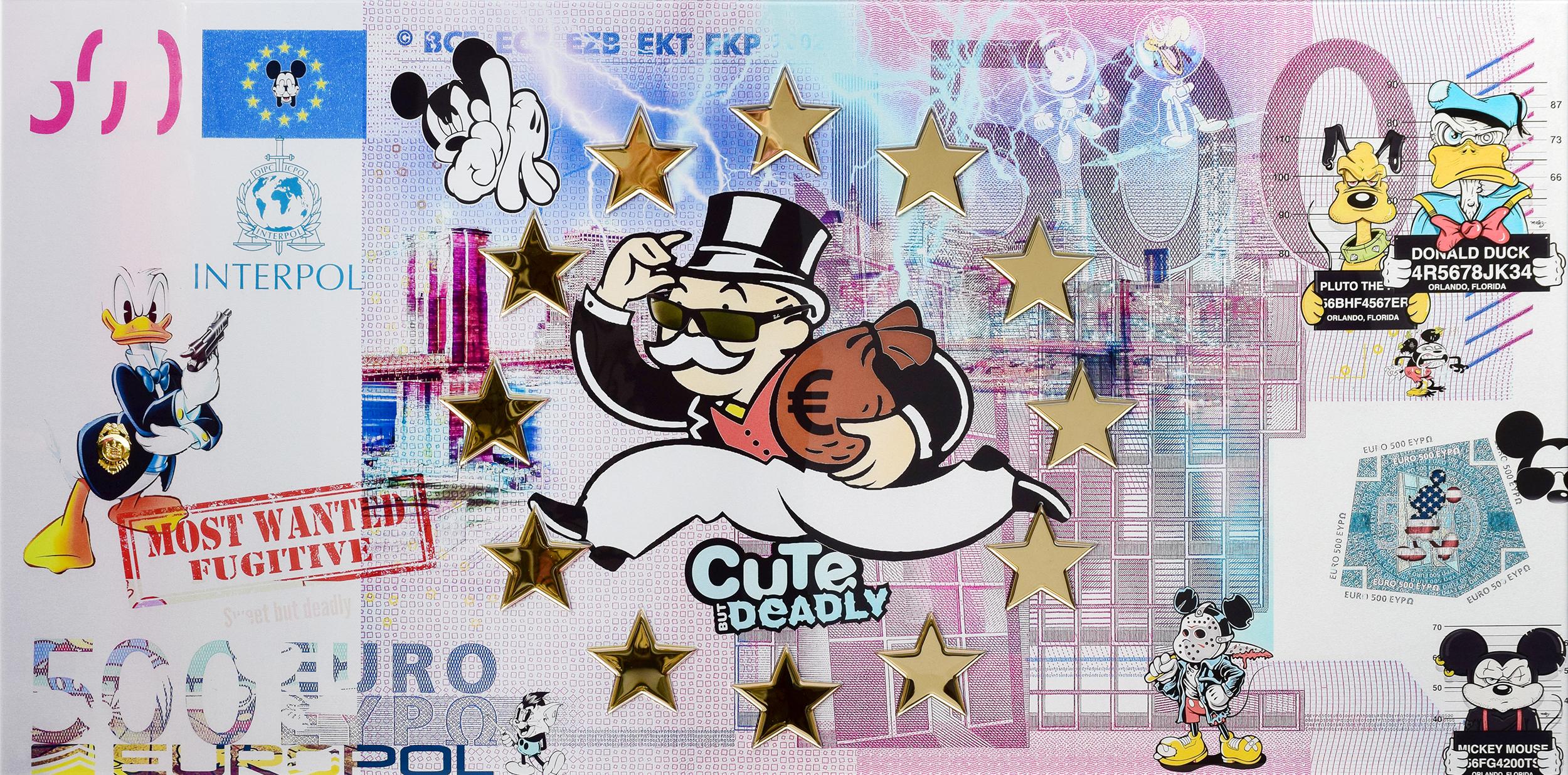 Diederik - Golden Stars of Mr. Monopoly XL , 4504-016-013-040