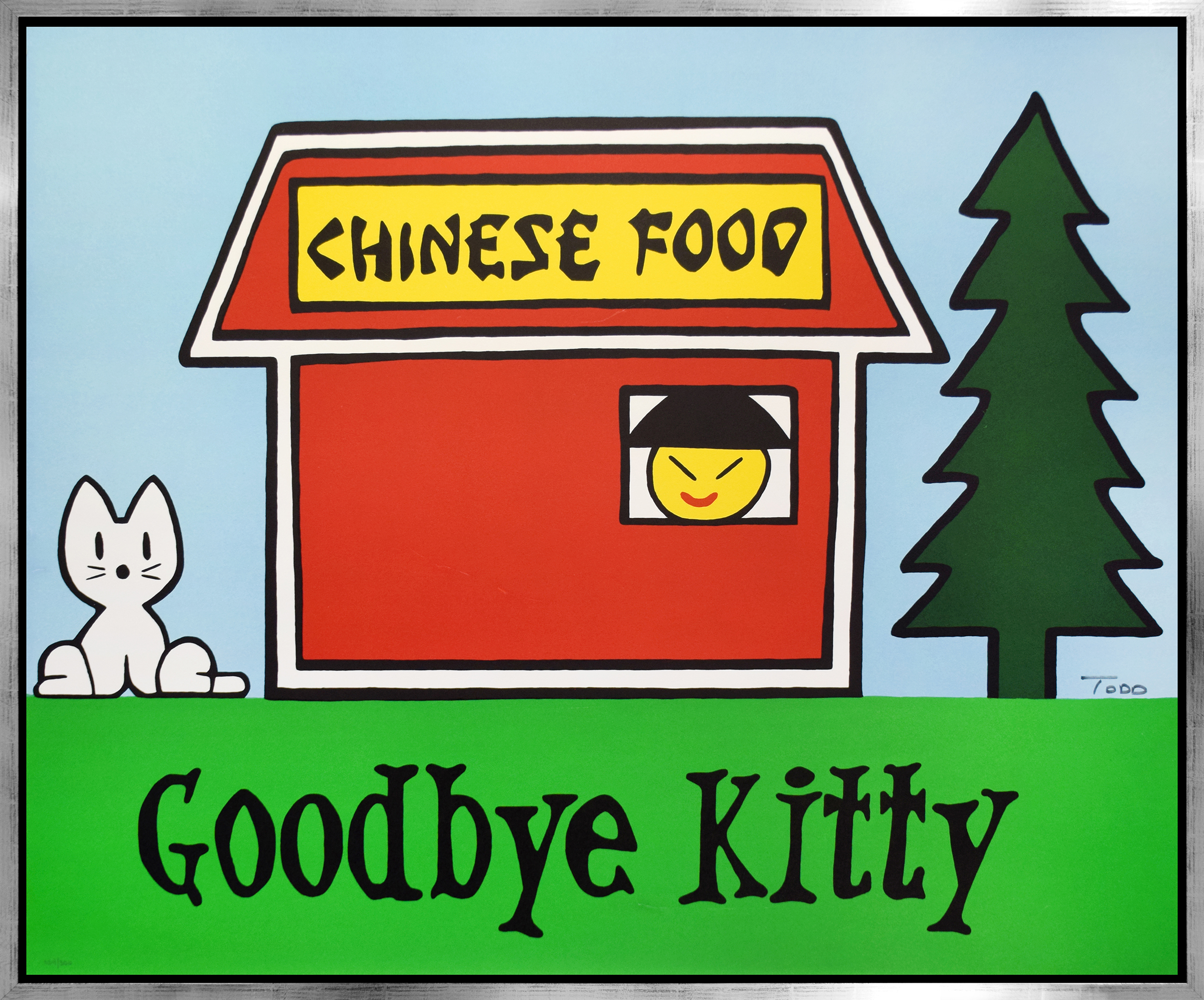 Todd Goldman - Goodbye Kitty / Chinese Food , 6578-008-001