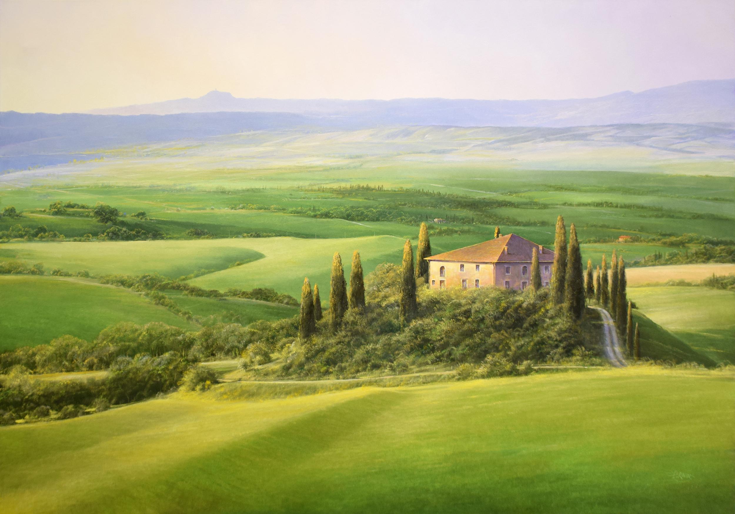 Detlef Rahn - Altes Weingut, Toscana , 7838-006-071