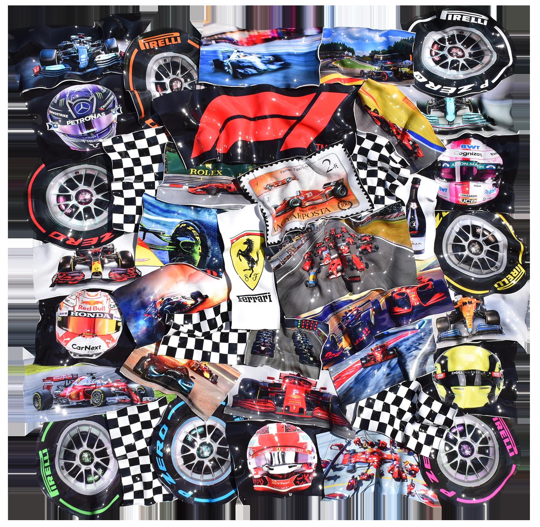 Floyd Douglas - Icons of Speed (Ferrari) , 0656-012-119