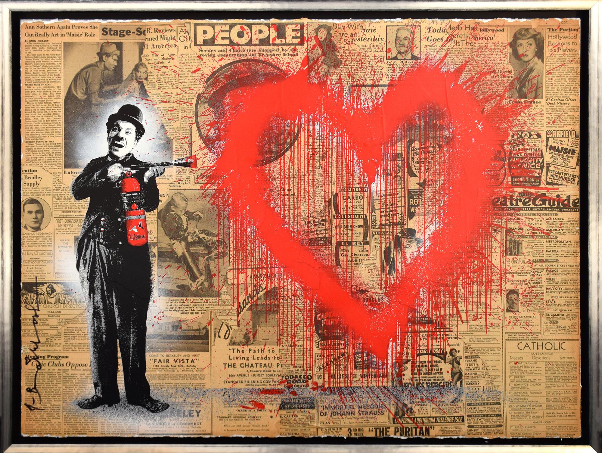Mr. Brainwash - Spray Love , 9003-012-143