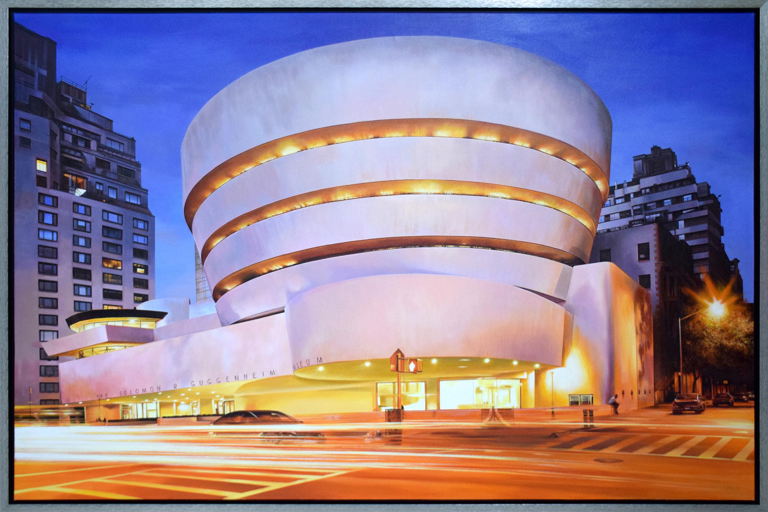 Luigi Rocca - Golden Guggenheim , 6855-006-373