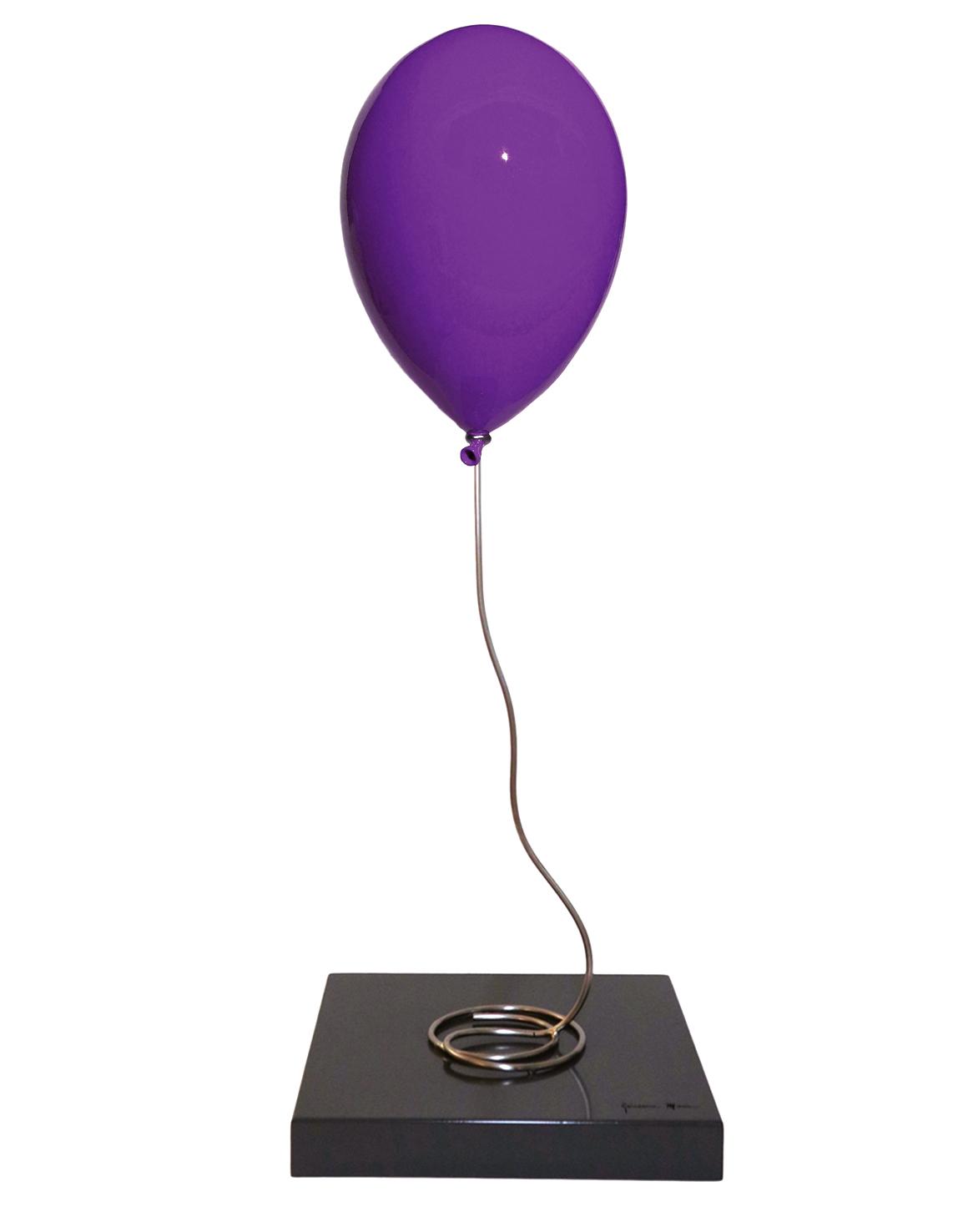 Géraldine Morin - Ballon Violet , 8888-011-020
