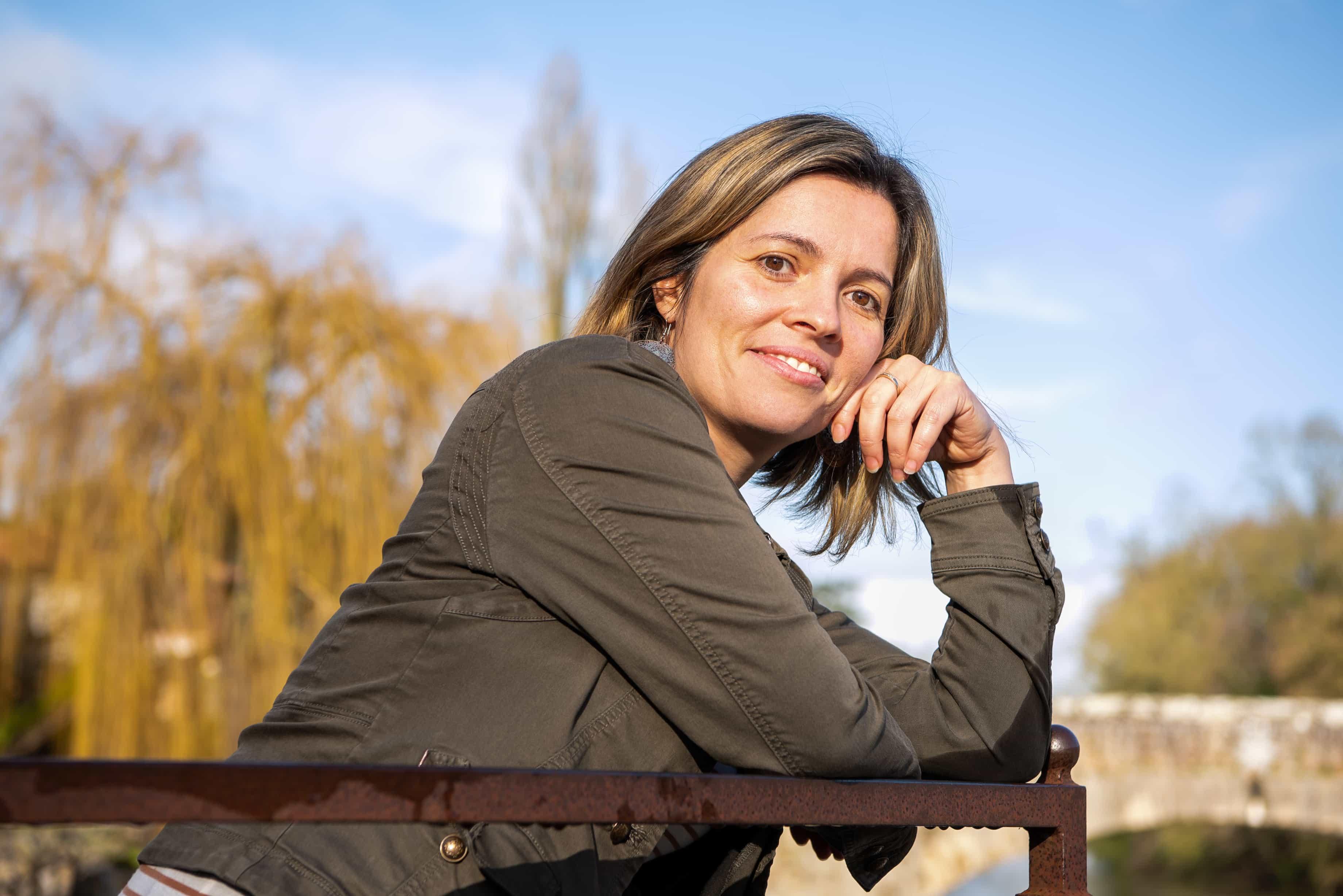 Je suis Vanessa Jaumouillé, fondatrice de la structure J'ai du Pep's