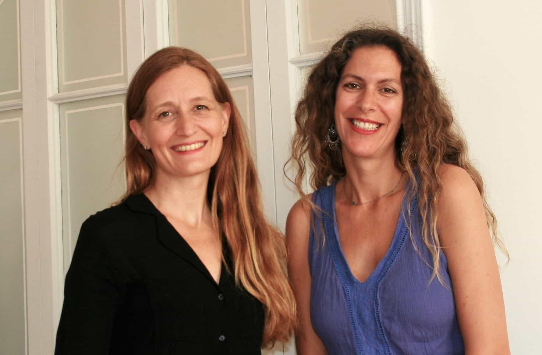 Stéphanie et Cécile, deux coachs professionnelles et praticiennes en Bilan de Compétences