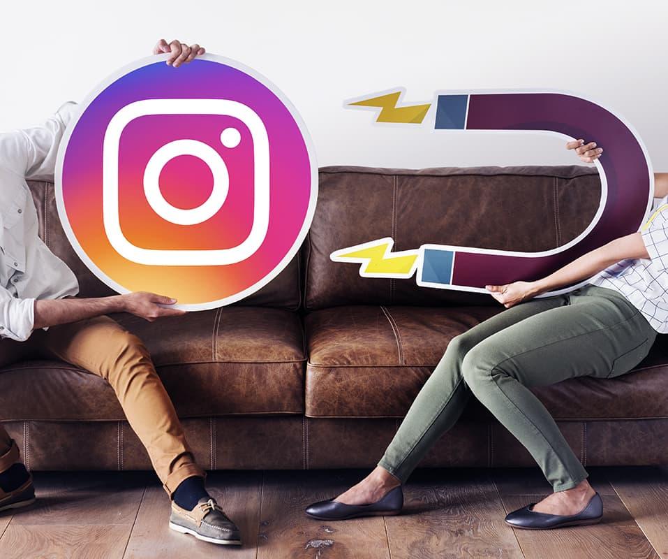 Boost ton Instagram