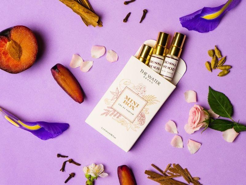 Créer sa marque de parfum- The waterbrand