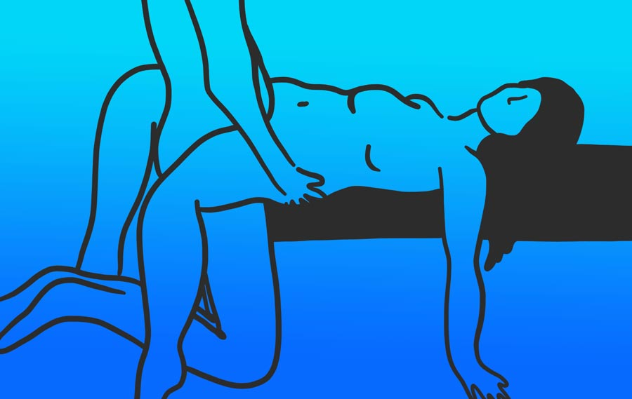"The ""Ready Spready"" Sex Position"