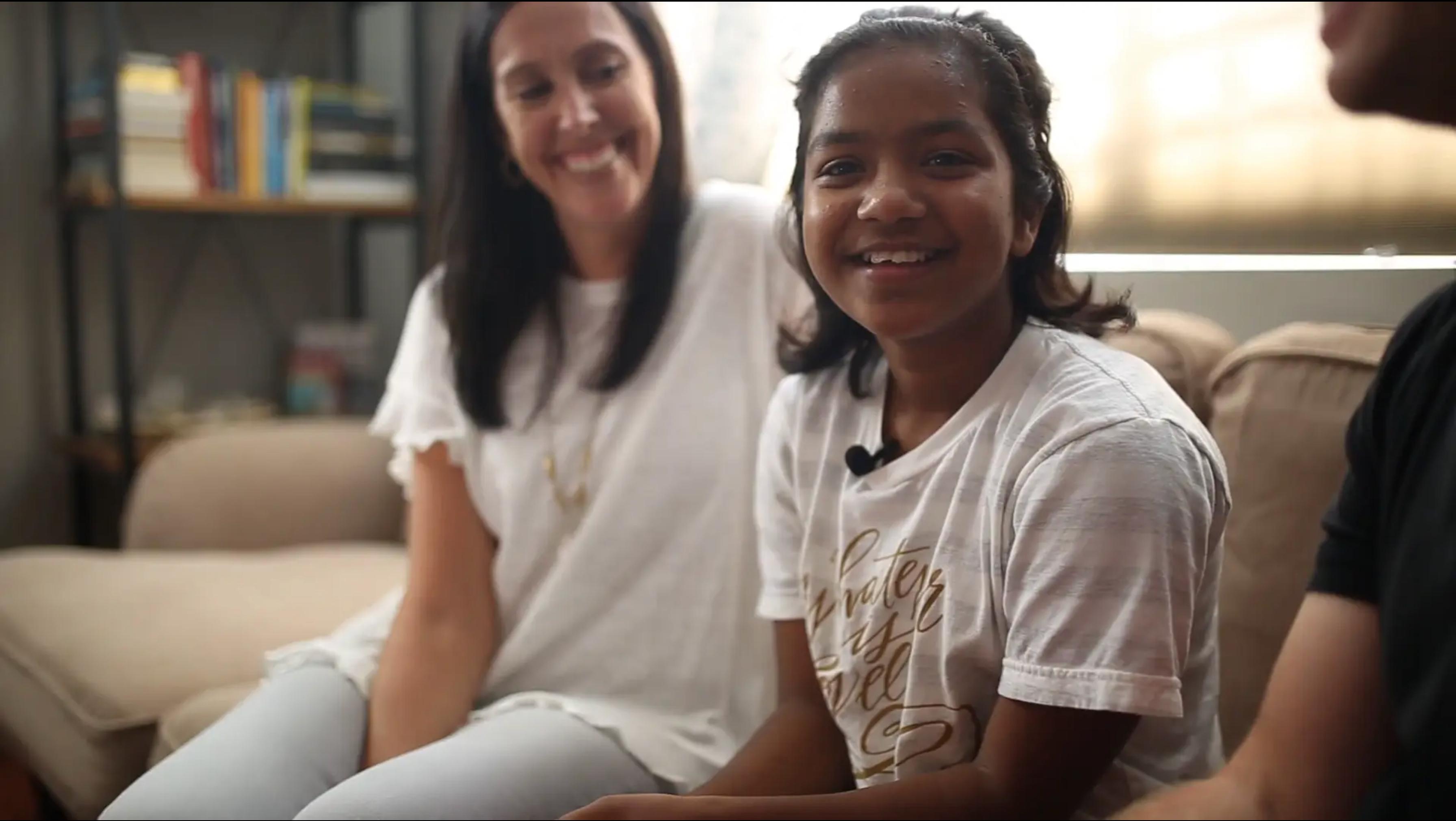 Kavita's Baptism Story