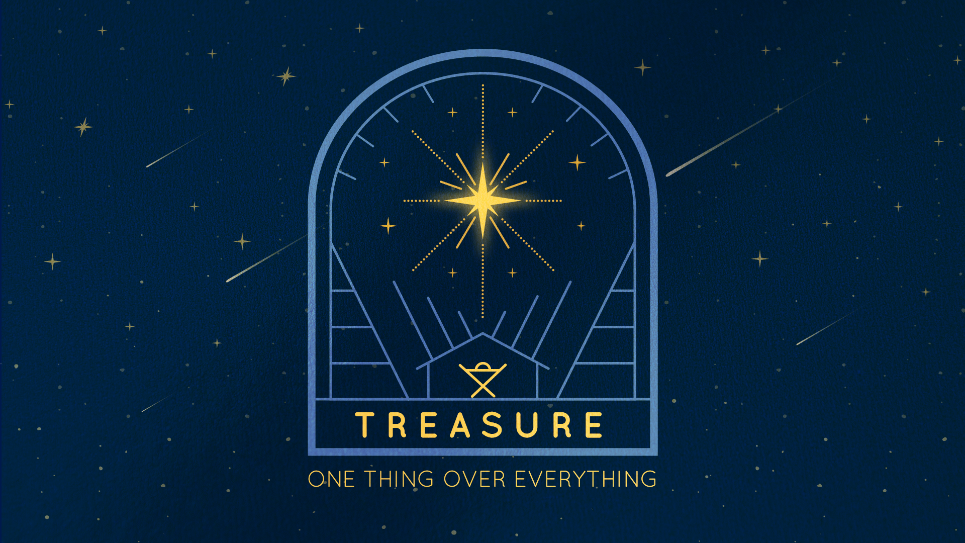 Treasure: One Thing Over Everything