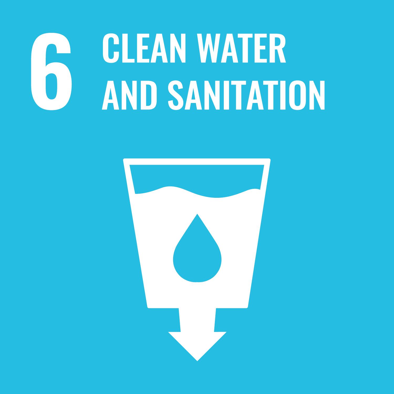 UN sustainable goals 6 - puhdas vesi ja puhtaanapito