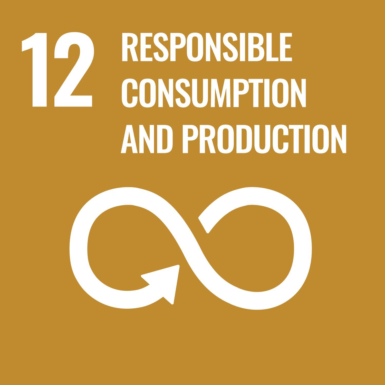 UN sustainable goals 12 - Vastuullinen kulutus ja tuotanto