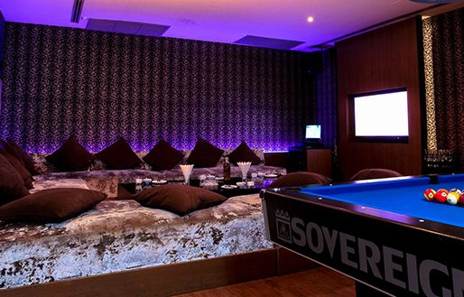 large private VIP room at The PIMP Bangkok