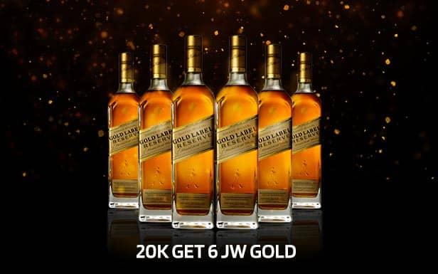 Gold Label Package at the Pimp Bangkok