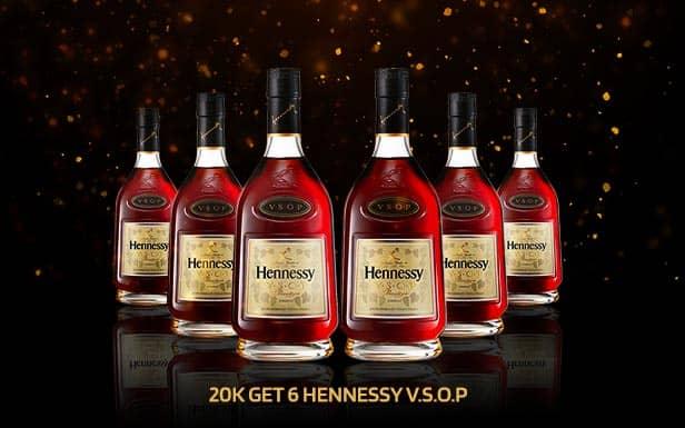 Hennessy VSOP Package at the Pimp Bangkok