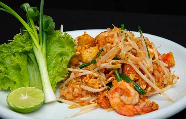 Pad Thai with Prawn
