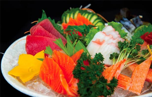Shushi and Japanese Food