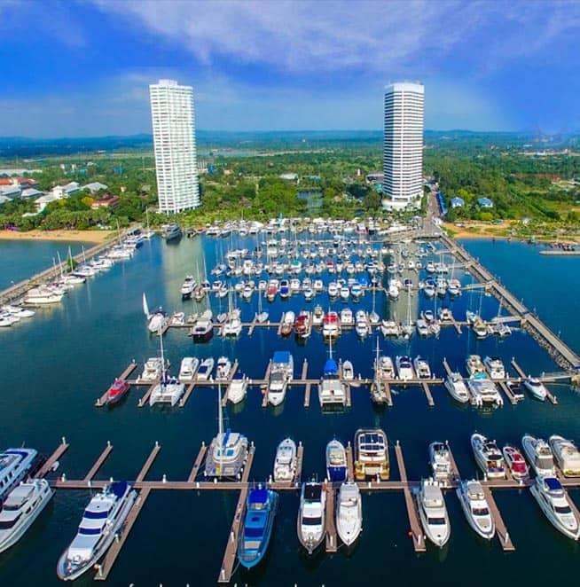 Ocean Marina Fleet in Pattaya