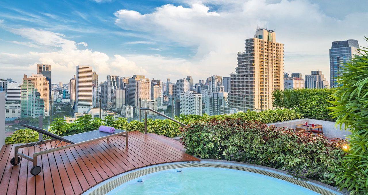Aloft Bangkok Savvy Suite