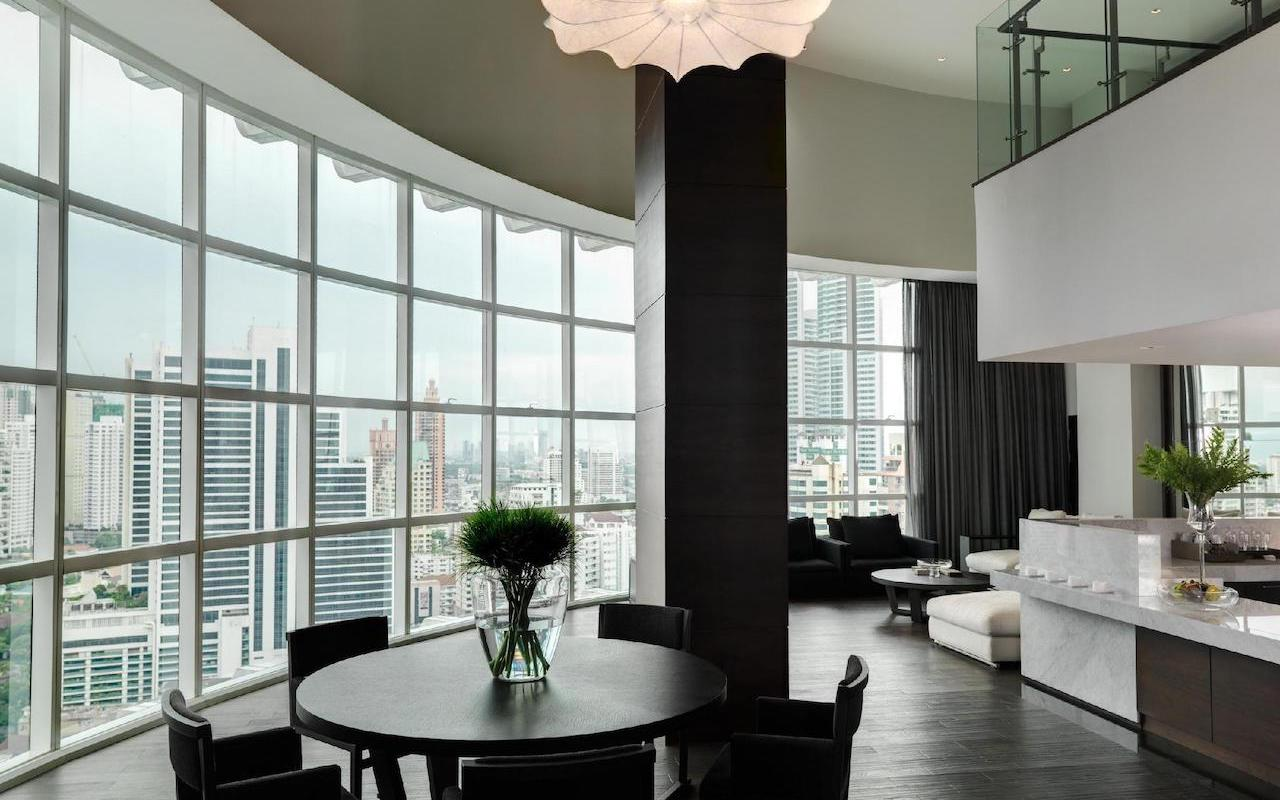 Residential suite at S31 Sukhumvit Bangkok